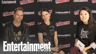 Elementary: Lucy Liu & Jonny Lee Miller Tease Season 5, Shinwell & More | Entertainment Weekly