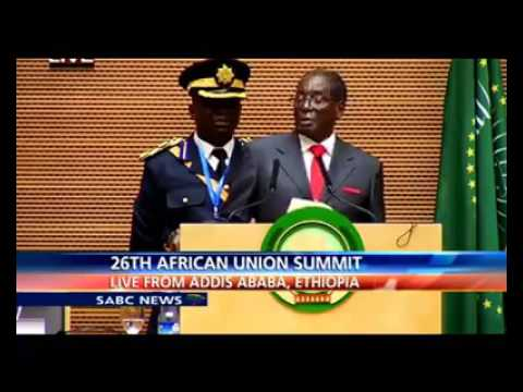 Robert Mugabe Rubbishes UN Secretary and The West