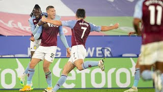 HIGHLIGHTS | Leicester City 0-1 Aston Villa