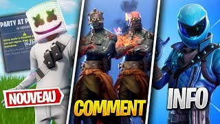 PATCH HELP TO THE VISÉ, INFORMATION SKIN HONOR - Other on FORTNITE! (Fortnite News)