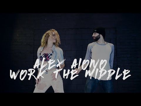 Alex Aiono - Work the Middle - Choreography by Alyson Stoner - Filmed by @ZevFrankYork