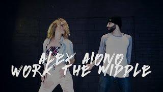 Alex Aiono - Work the Middle - Choreography by Alyson Stoner - Filmed by @ZevFrankYork