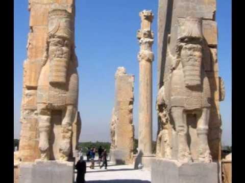 Monumentos Persas - YouTube