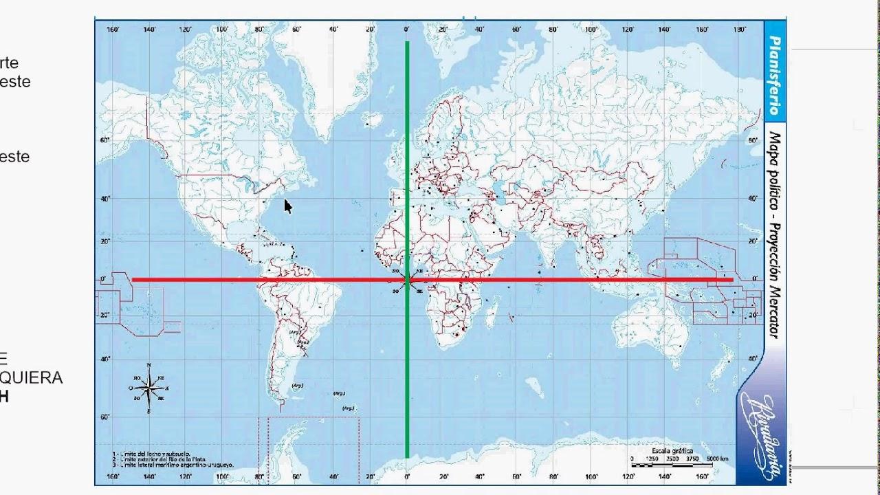 Coordenadas Geográficas Latitud Y Longitud Locuraviajes Com