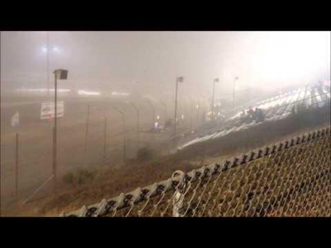 Santa Maria Speedway Dwarf Fast Dash 10-26-13