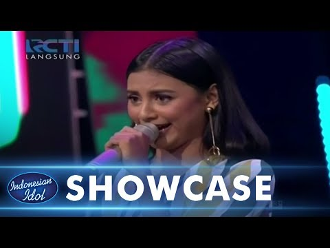 AMEV - JANGAN GILA (Bunga Citra Lestari) - SHOWCASE 1 - Indonesian Idol 2018