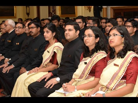 CPWD Engineers and Architects share their training experiences with President Kovind