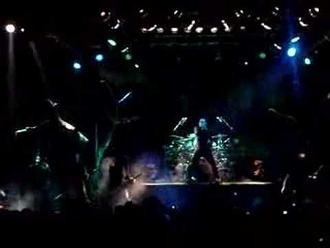 cradle of filth  temptation   2006 Alcatraz