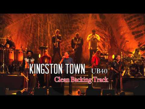 Kingston Town - UB40 [Backing Track] [Instrumental Cover By Phpdev67]