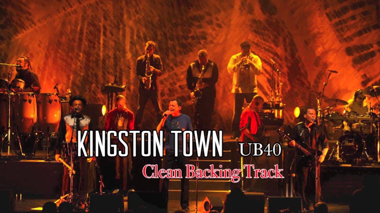 Kingston Town Ub40 Backing Track Instrumental Cover