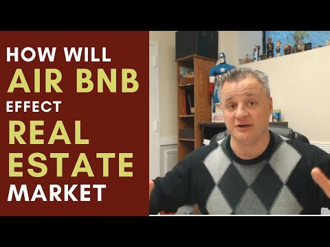 How will Air BnB Effect Real Estate? MM 080
