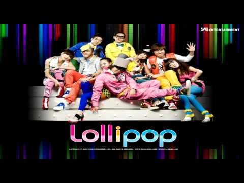 Lollipop (HQ) Big Bang Ft. 2NE1