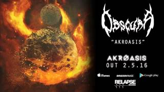 """OBSCURA – """"Akróasis"""" (Official Track)"""