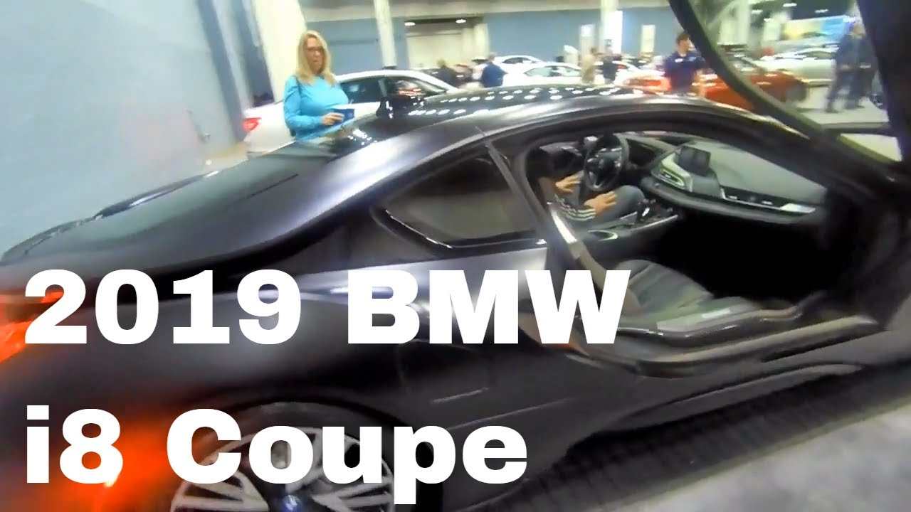 All New 2019 Bmw I8 Coupe Scissor Doors Youtube