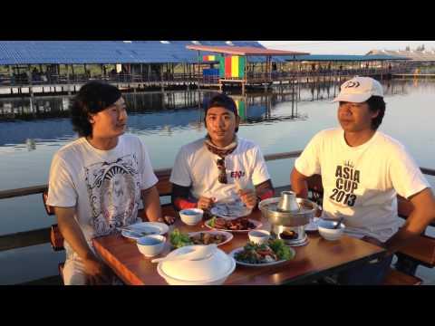 แนะนำบ่อตกปลา : นัดพบ ฟิชชิ่งปาร์ค & Restaurant