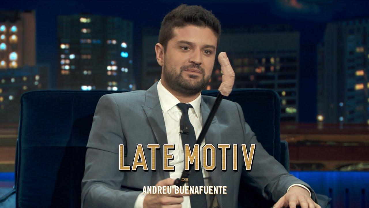 """LATE MOTIV - Miguel Maldonado. """"Murcia, how beautiful you ..."""