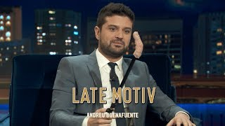 "LATE MOTIV - Miguel Maldonado. ""Murcia, how beautiful you are"" 