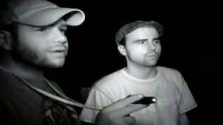 Ghost Hunters Steve and Tango joking around