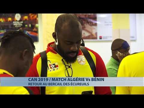 Football : les Ecureuils du Bénin veulent créer l'exploit pour le match retour
