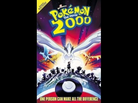 Opening The Pokemon The Movie 2000 2000 Vhs Youtube