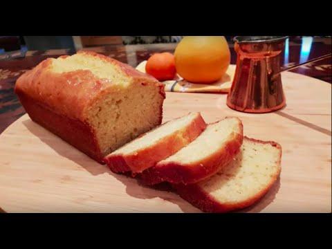 recette-de-cake-à-l'orange-économique-et-facile-à-réaliser