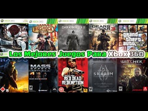 Los Mejores Juegos Para Xbox 360 Recomendado Youtube