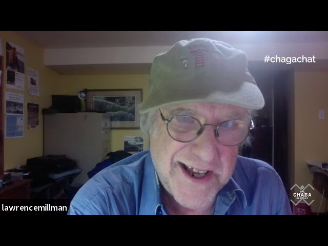 Chaga Chat Episode 3: Lawrence Millman