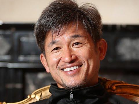 「キング・カズ」古巣神戸と対戦へ インタビュー前編