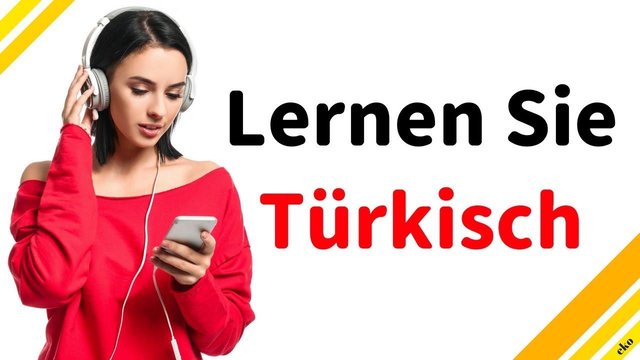 Lernen Sie Türkisch Im Schlaf Die Wichtigsten Türkischen Sätze Und Wörter Türkischdeutsch
