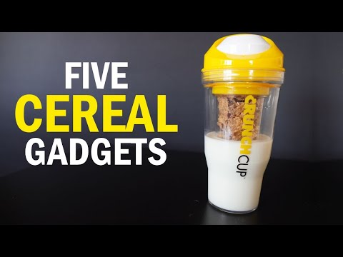 5 Cereal Gadgets that Actually Work!