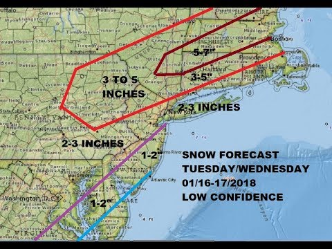 SNOW LATE TUESDAY & WEDNESDAY WINTRY WEATHER EAST OF THE MISSISSIPPI