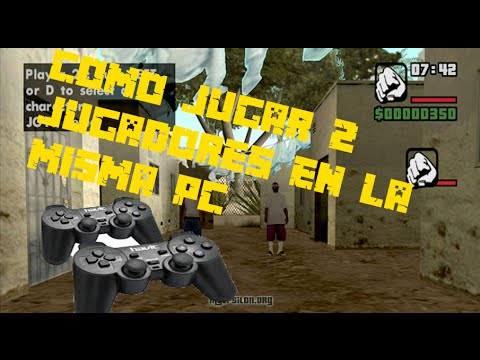 jugar san andreas pc: