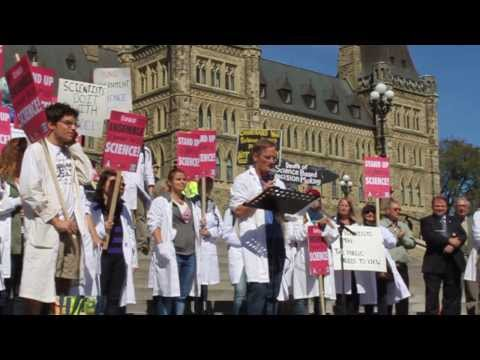 A War on Science: Muzzled and Mad Scientists