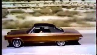 1967 Chrysler 300 Commercial with William Conrad voice over