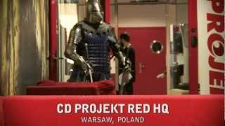 CD Projekt RED says Thank You (2012)