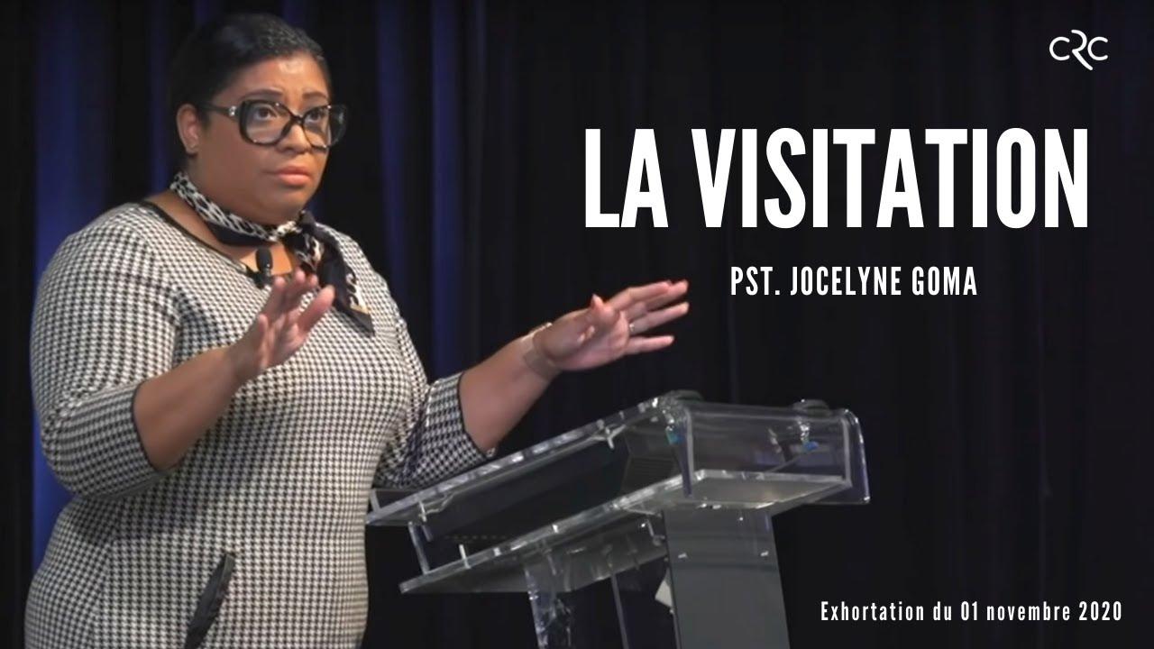 La visitation | Pst. Jocelyne Goma [01 Novembre 2020]