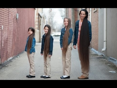 The Rapunzel Family