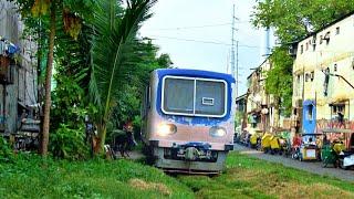 RailWay. PNR Hyundai Rotem Diesel Multiple Unit / Филиппинский пассажирский дизель-поезд