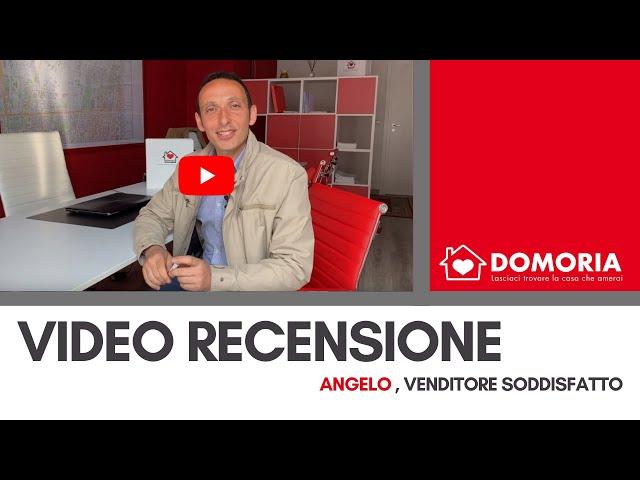 Vendere casa con un solo appuntamento mirato - VIDEO TESTIMONIANZA DOMORIA TORINO