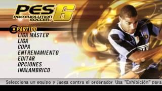 GAMEPLAY DE PES 2006 PSP/EUR