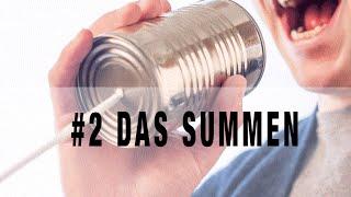 MITTWOCHSHELDEN #2 -  DAS SUMMEN - Gesangübung