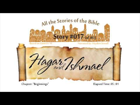 017 Hagar and Ishmael