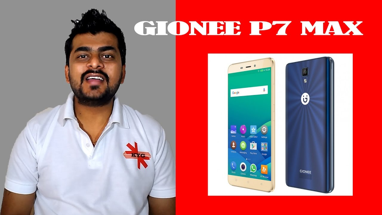 Gionee P7 Max review and service support | know your gadget