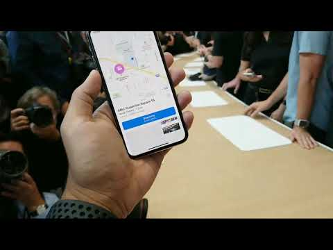 iPhone X hands-on live from Apple Event 2017 first on net