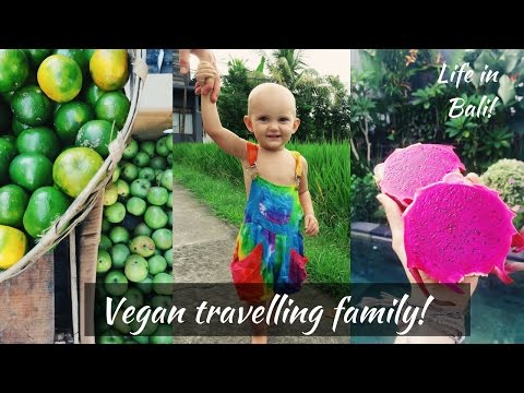 COST OF FOOD BALI // + SIMPLE VEGAN CHEAP MEALS!