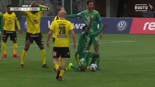 Ottelukooste: KuPS - Ilves 1-0