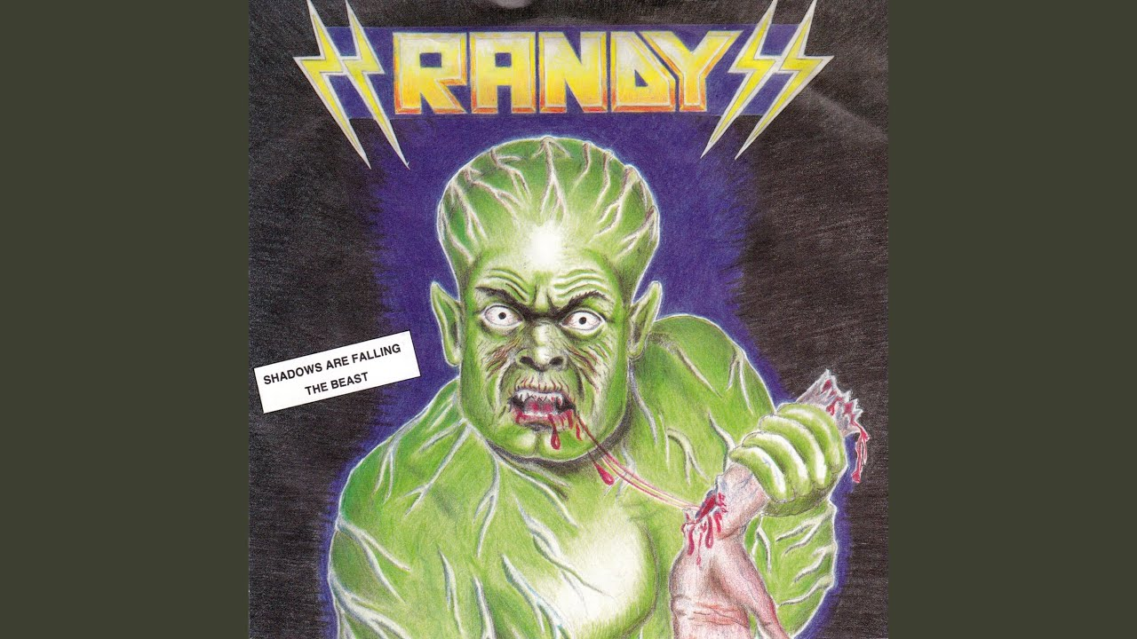 Randy - Beast In The Night | It's not your fantasy No it's reality beware | Video