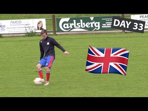 TRIAL MATCH FOR A TEAM IN ENGLAND
