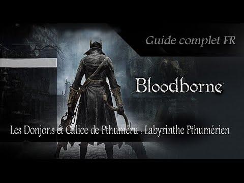 [Bloodborne Guide FR] Tutos: Les Donjons Calices dans Bloodborne