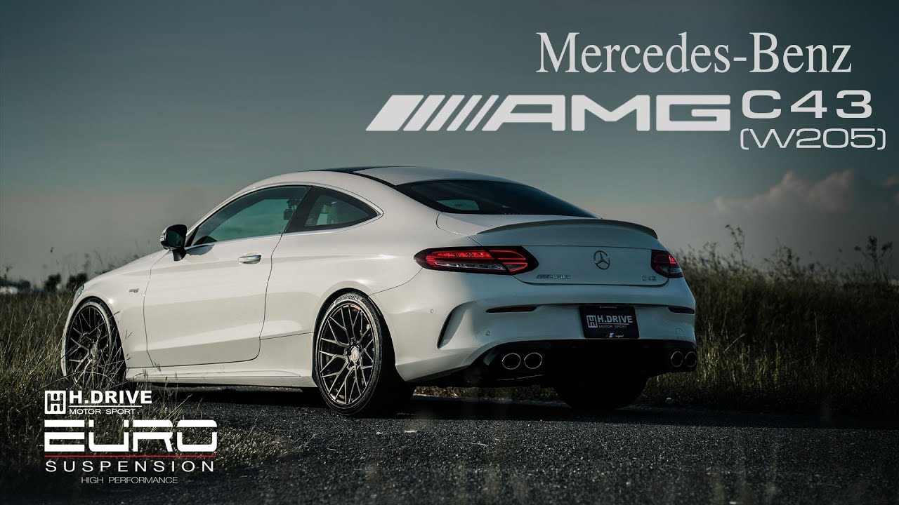 Mercedes-Benz AMG C43 (W205) by H.Drive Motor Sport